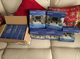 Controles ps4 edición Crystal