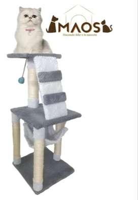 Gimnasios para gatos+ juguete