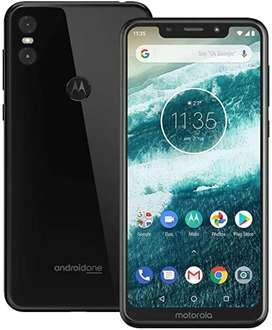 Motorola One XT1941-3 Excelente estado (Usado y negociable)
