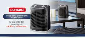 Calefactor Samurai Instant Comfort compact