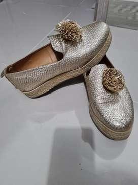 Zapatos talla 38 $50