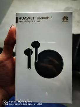 Freebuds 3 huawei