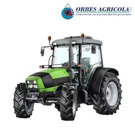 TRACTOR AGRICOLA DEUTZ FAHR 2019 - AGROFARM G - MOD. 100 / MOD. 430 / MOD. 115