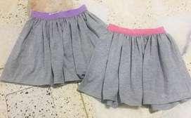 Faldas talla 8