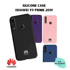 Silicone case Huawei Y9 Prime 2019