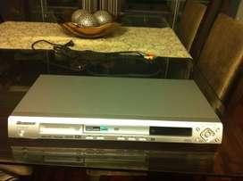 reproductor dvd mp3 fotos videos pioneer dv383