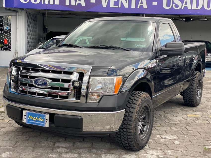 FORD F150 FLAMANTE 2010 0