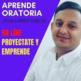 APRENDE ORATORIA FACIL Y RAPIDO ON LINE