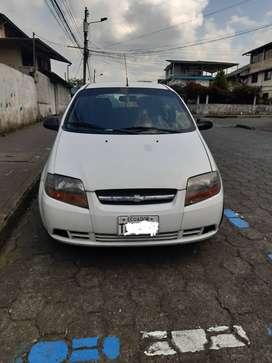 Vendo Chevrolet Aveo Activo