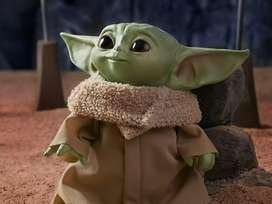 Baby Yoda - The Child Mandalorian Star Wars Disney - Habla