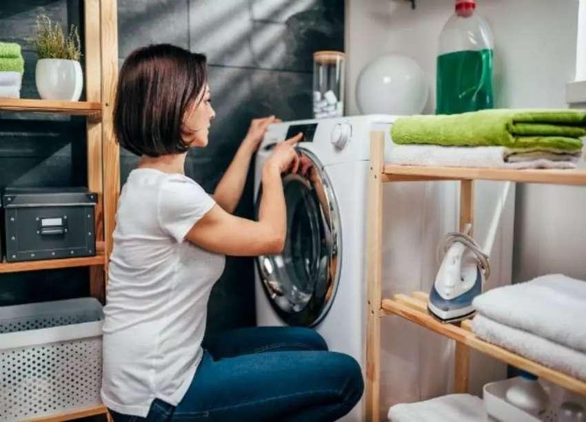 Servicio Técnico de lavadoras inverter carga frontal 0
