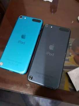 Ipod touch 5ta generación con cuenta