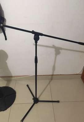 Piaña para microfono condensado