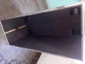 Caja anvil rack