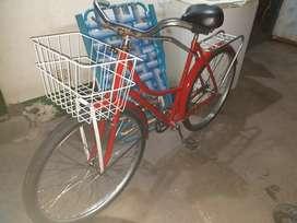 Bicicleta inglesa dama