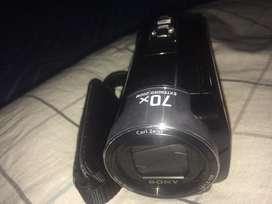 Camara filmadora