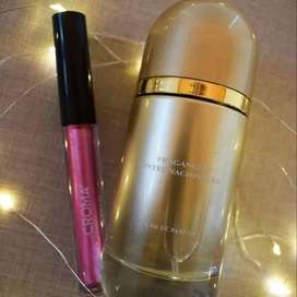 Perfumes J'ADORE y 212 VIP ROSÉ DE BAGUÉS