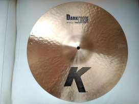 Platillo Zildijian K Dark Thin Crash 18 ""