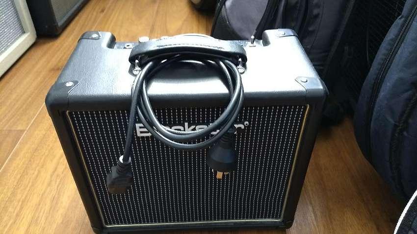 Amplificador Valvular Blackstar Ht1r 0