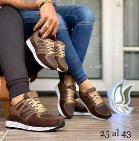 Calzado deportivo VÉLEZ para Papá Mamá e Hij@ tallas de la 27-43 Envío a Nivel Nacional GRATIS