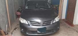 Toyota Corolla 2012 Gli .gas Gnv