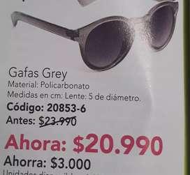 Se vende gafas