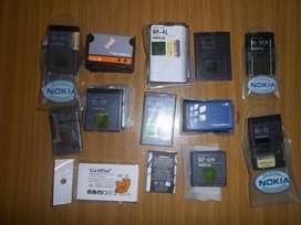 Vendo Baterias Varias