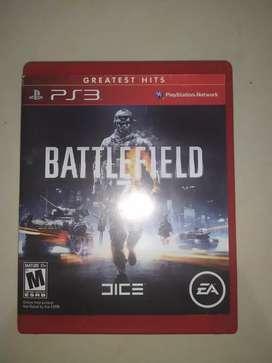 Vendo juego de PS3 battefield 3