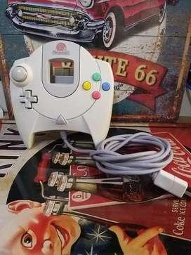 Vendo Control Original y Genuino HKT-7700 para Consola Sega Dreamcast Usado