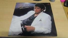 Lp Thriller Michael Jackson