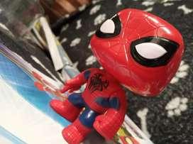 Extraordinarios héroes pop Spider man