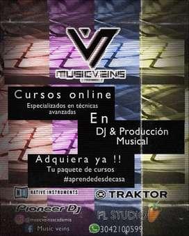 CURSO DJ & PRODUCCIÓN MUSICAL