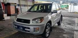Toyota Rav4 2003 Cómo Nuevo