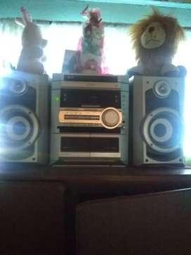 Vendo equipo sonido LG