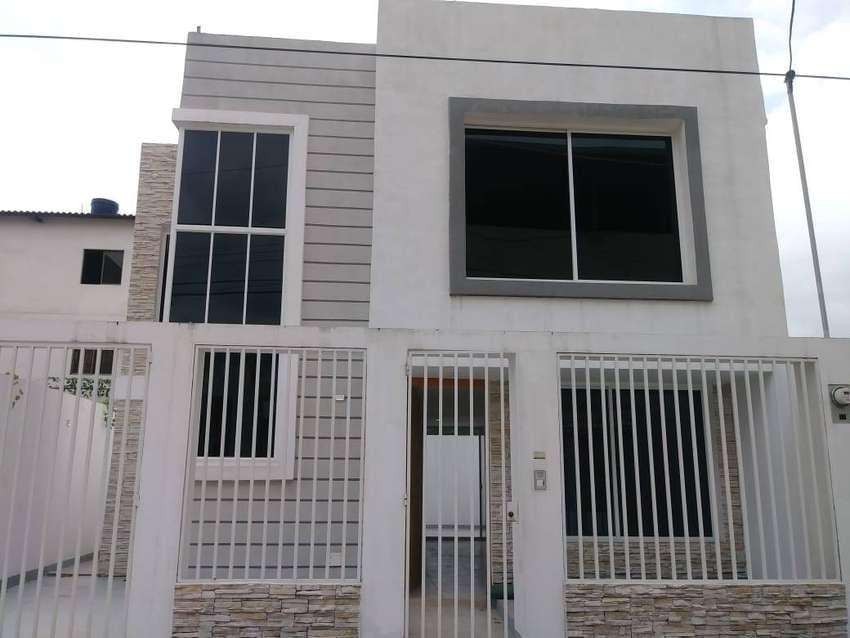 Hermosa casa de venta por estrenar en Acuarela del Río, 3 dormitorios. 0