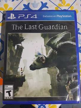 Play 4 juego the last guardián