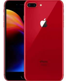 Iphone 8 Plus 64Gb Rojo Sellado Nuevo en Moronvirtual