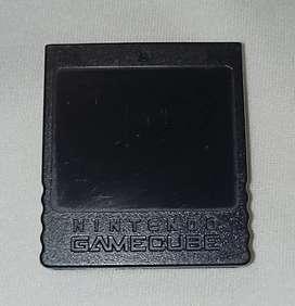 Memoria 251 bloques nintendo gamecube original