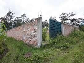 Venta de Terreno en Sta. Lucía del Retorno de la ciudad de Ibarra