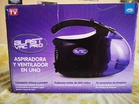 Aspiradora BLAST VAC PRO