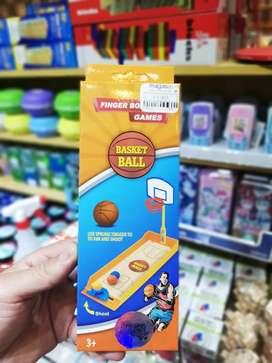 Mini cancha de basketball