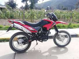 Moto Lineal Zongshen x200