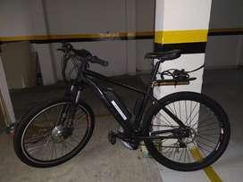 Bicicleta eléctrica gw.
