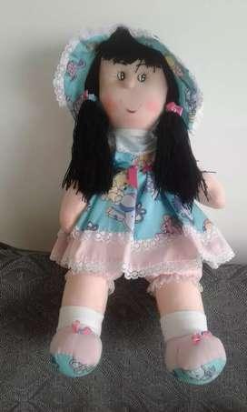 Vendo muñeca