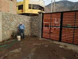 Alquiler de local de 500m2 en Calango