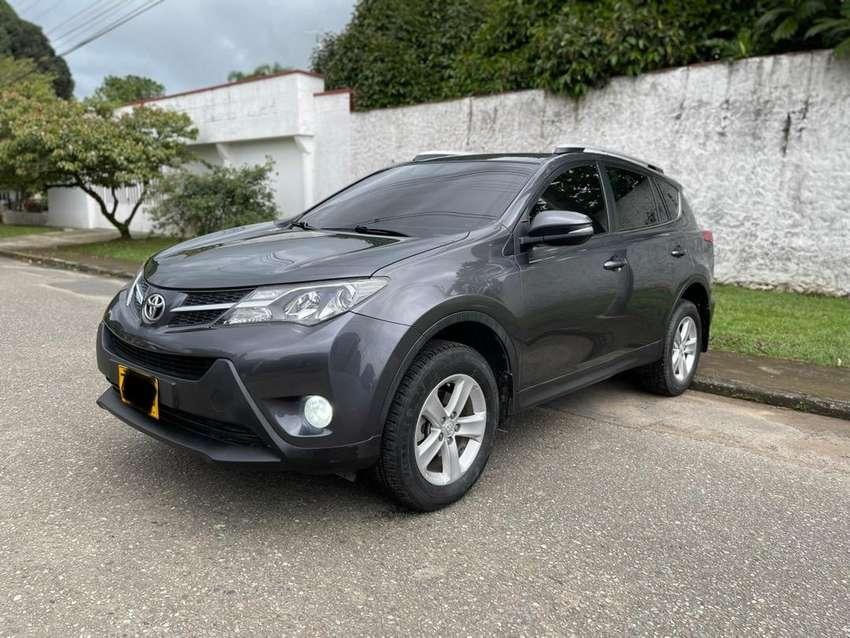 Toyota RAV4 2014 como nueva