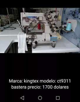Maquinas coser industriales