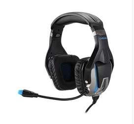 Diadema Gamer Con Microfono Onikuma K12 Alto Rendimiento