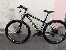 Vendo hermosa Bici