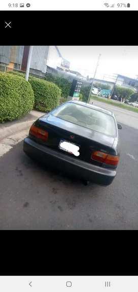 Cambio coupe 93 D16Z6